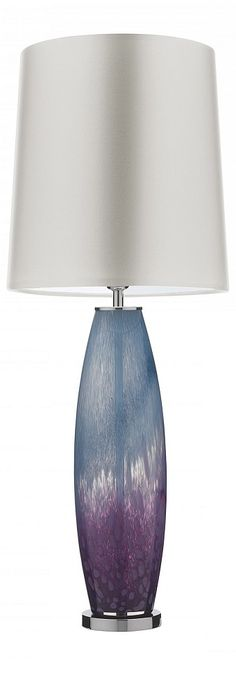 """""""blue"""" blue table lamp, table lamps, modern table lamps, contemporary table…"""