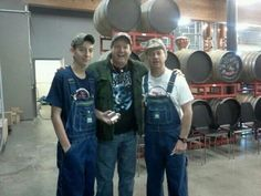 Me Tim Smith and his son JT #Moonshiners
