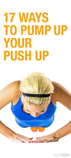 Try these intense pushup variations!