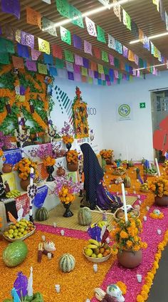 DIA DE LOS MUERTOS/DAY OF THE DEAD~Altar