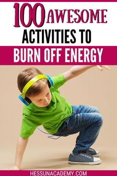 Easy and Fun Homeschool P. Ideas for Happy Kids Outside Activities For Kids, Fun Activities For Kids, Indoor Activities, Motor Activities, Activity Ideas, Family Activities, Kids Moves, Adhd Kids, Happy Kids