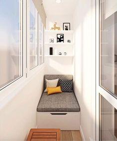 Stylish Balcony Decor Ideas: 21 Cozy And Stylish Small Balcony Design Ideas Small Balcony Design, Small Balcony Decor, Balcony Ideas, Balcony Window, Bedroom Balcony, Balcony Railing, Small Patio, Small Apartments, Small Spaces