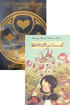 Try WONDERLAND for a completely different spin on ALICE'S ADVENTURES IN WONDERLAND.