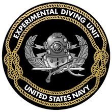 The United States Navy Experimental Diving Unit