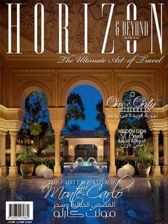 Horizon & Beyond sets is sights on the affluent Mid East traveler