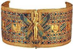 Tutankhamun jewelry