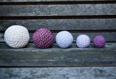Crochet Balls. The Secret Formula for Crochet Balls of Any Size [Free Pattern]                                                                                                                                                                                 More