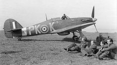 315 (Polish Squadron) Hawker Hurricane 1941