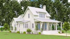 Exclusive 3 Bedroom Farmhouse with Expansive Porches - 130001LLS thumb - 02