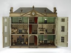 May Foster's House, England, ca. 1800, V