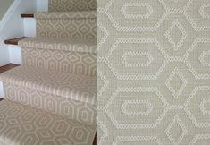 New Free Carpet Stairs install Tips One of the fastest approaches to revamp your. New Free Carpet Stairs install Tips One of the fastest approaches to revamp your tired old staircas Striped Carpet Stairs, Patterned Stair Carpet, Stairway Carpet, Striped Carpets, Stair Runner Installation, Carpet Installation, Hall Runner, Rug Runner, Diy Carpet