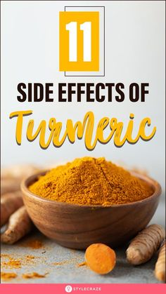 11 Side Effects Of Turmeric: Turmeric is a popular spice known for its potent antioxidant and anti-inflammatory benefits. However, excess intake of the spice seems to do more harm than good. #Turmeric #SideEffects #Health #Fitness Turmeric Side Effects, Favorite Quotes, Benefit, Cactus, Recipies, Spices, Spirituality, Health Fitness, Popular