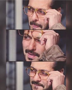 Cute cute cute   Salman khan for image eyewear.
