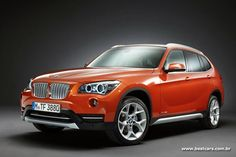 BMW X1 has just arrived to USA!