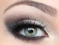 Great eye makeup