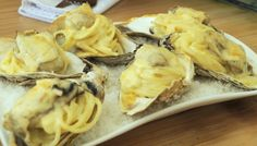 Spaghetti carbonara over fresh oysters (Discovery Shores Boracay) Fresh Oysters, Restaurant Photos, Getting Hungry, Discovery, Restaurants, Spaghetti, Food, Restaurant, Meals