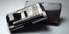 Ridge Wallet - RFI blocking front pocket wallet