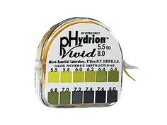 Ph Test Strips Dispenser - .2 Intervals for Accurate Saliva or Urine PH Testing - Immediate Results by Ph Test Strips, http://www.amazon.com/dp/B0007RSD0A/ref=cm_sw_r_pi_dp_prycqb134ENB6