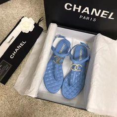 Chanel Brand, Chanel Paris, Woman Shoes, Chanel Shoes, Leather Sandals, Birkenstock, Women, Fashion, Wide Fit Women's Shoes