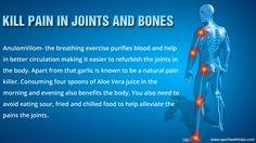 how to kill joint pains and bones  Visit us  jointpainrepair.com  Via  google images  #jointpain #jointpains #jointpainrelief #kneepain #kneepains #kneepainnogain #arthritis #hipjoint  #jointpaingone #jointpainfree