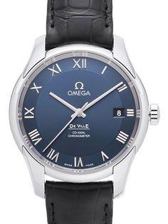 Omega De Ville Co-Axial 431.13.41.21.03.001 Chronometer