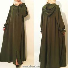 Hijab Style, Hijab Chic, Tribal Fashion, Boho Fashion, Fashion Outfits, Hijab Gown, Conservative Outfits, Mode Abaya, Muslim Women Fashion