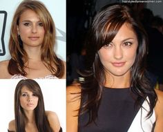 hairstyles for long thin fine straight hair pictures blog photos video images - hair-sublime.com