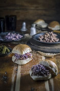 Slow Cooked Beef Brisket Sliders a recipe for the weekend when you need to bring the pace down a step - you won't be disappointed.