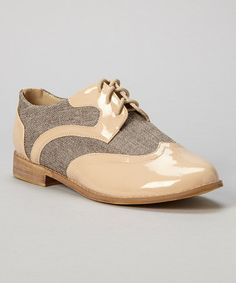 Look what I found on #zulily! Nude Stevie Oxford #zulilyfinds  AND THESE
