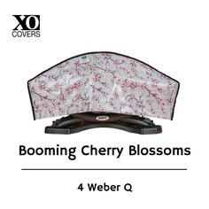"Functional & Stylish! Adding colour, vitality and personality to any outdoor entertaining space! Available on eBay. Search: ""XO Covers Weber Q"""