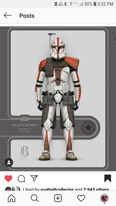 Sci Fi Fantasy, Fantasy World, Guerra Dos Clones, Hq Dc, Star Wars Images, Artwork Images, Clone Trooper, Star Wars Clone Wars, Starwars