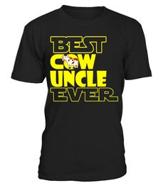 BEST COW UNCLE EVER SHIRT  #september #christmas #shirt #gift #ideas #photo #image #gift #uncle #funcle