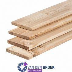 Planken douglas/lariks