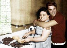 pics of Gladys Presley