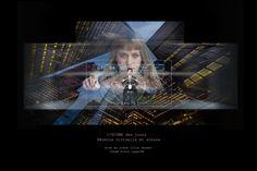 L'ECUME DES JOURS, Rêverie Virtuelle et sonore Mise en scène : Julie DESMET  Image/Scénographie : Alain LAGARDE Avec Axel BEAUMONT