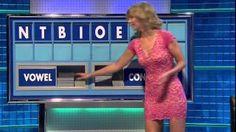 Rachel Riley - Short Dress, Great Legs & Stilettoes Countdown ...