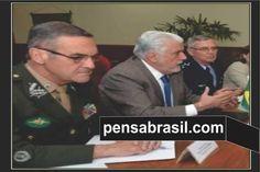 """Dilma tentou realizar reunião com as """"FFAA"""" mas a resposta foi curta: """"Não aceitamos ordens de um ministro que não sabe o que é segurança nacional, não vamos submeter as ordens de…"""