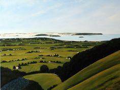 Vista de Santander desde Carriazo II Golf Courses, Scenery, Exhibitions