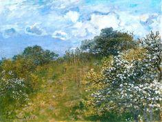 Springtime Claude Monet