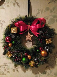 Christmas wreath! Buy now !