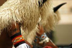 Zuni Buffalo Dancers by jwoodphoto, via Flickr