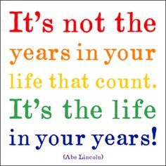 Great birthday quote!