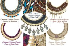 NEW IN: statement necklaces