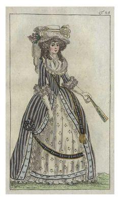 Journal des Luxus, 1788.