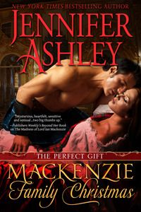 Monlatable Book Reviews: Mackenzie Family Christmas: The Perfect Gift (Mackenzies Series) by Jennifer Ashley