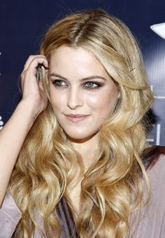 Riley Keough, Elvis Presley's granddaughter, a model