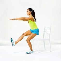 Get Great Legs in 3 Moves: Leg Exercises for Your Fitness Level | Fitness Magazine