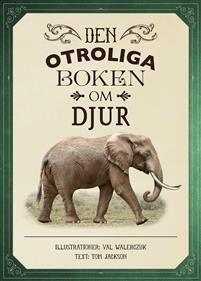 Denna vackert illustrerade bok tar dig med ut i vildmarken där du får möta alla möjliga sorters spännande djur, alltifrån den smidiga tigern till den imponerande flodhästen och den pyttelilla galagon.Här beskrivs en mängd olika djur med hjälp av fantastiska illustrationer. Du får se stora kattdjur, som snöleopard och lejon, liksom välkända varelser som den afrikanska elefanten och jättepandan. Till varje illustration finns spännande fakta. Ta reda på vilket landlevande däggdjur som är…
