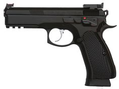 CZ-USA CZ 75 SP-01 Shadow Target II - 9mm (CZ Custom) - CZ-USA