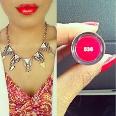 "NYX lipstick in ""Eros"". 5.2"